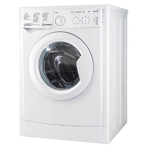 INDESIT IWC81252ECO White 8KG Washing Machine 1200rpm
